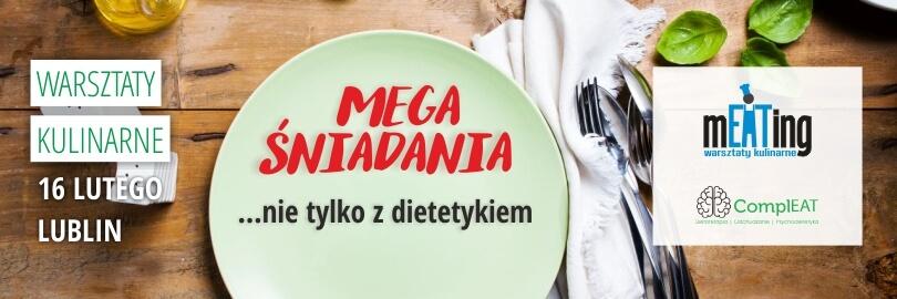 Mega śniadania | Warsztaty pokazy kulinarne | Lubelskie | Lublin | Dietetyk | Doradztwo gastronomiczne | Sous vide | |Dawid Furmanek bloger mEATing | Live cooking | show z gotowania
