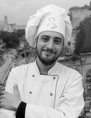 Patrizio Bolognesi - Aventino - Lublin - warsztaty i pokazy kulinarne mEATing - Studio kulinarne w Lublinie